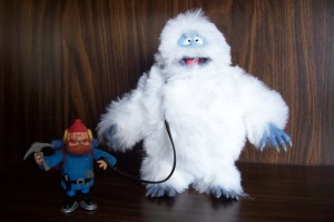 Yukon Cornelius and the Abominable Snowman