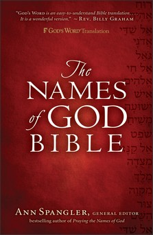 The Names of God Bible cover art