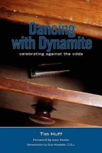 Dancing with Dynamite, cover art
