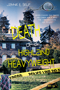 Death of a Highland Heavyweight cover art