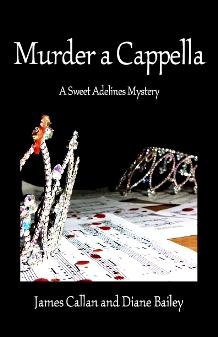 Murder a Cappella cover art