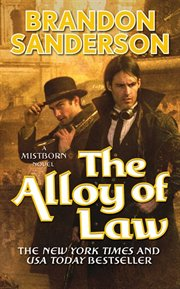 The Alloy of Law: cover art