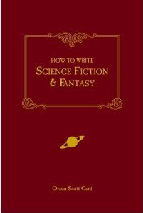 cover art: How to Write Science Fiction and Fantasy